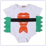 Baby Sushi Bodysuits (6-12M)
