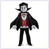 LEGO Vampire Deluxe Costume, Large (10-12)