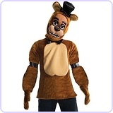 Boys Five Nights At Freddy's Fazbear Costume