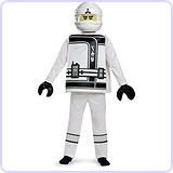LEGO Ninjago Zane Costume, Medium (7-8)