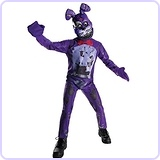Boys Five Nights At Freddy's Nightmare Bonnie The Rabbit Costume