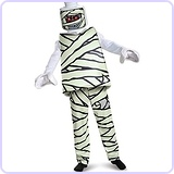 LEGO Mummy Deluxe Costume, Small (4-6)