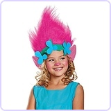 Poppy Child Trolls Headpiece