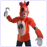 Boys Five Nights At Freddy's Foxy The Pirate Costume
