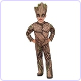 Guardians Of The Galaxy Toddler Deluxe Groot Costume