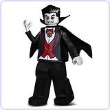 LEGO Vampire Prestige Costume, Large (10-12)