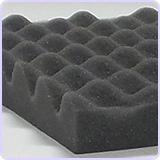 1.5 Eggcrate Foam