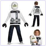 LEGO Ninjago Zane Costume, Large (10-12)