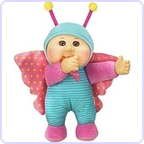 Cabbage Patch Kids: Garden Party Cuties Doll, Lily Butterfly