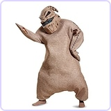 Disney Oogie Boogie Prestige Adult Costume