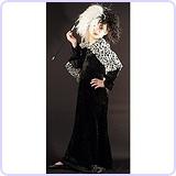 101 Dalmatians Cruella Children's Costume (age 9-10)