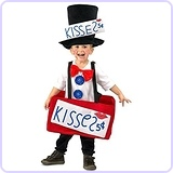 Boys Kissing Booth, 12M/2T