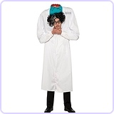 Dr. D. Capitated Costume
