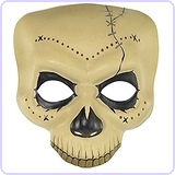 Witch Doctor Mask Costume Accessory