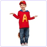 Toddler Alvin and the Chipmunks Costume