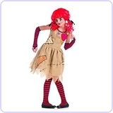 Voodoo Doll Child Costume - Medium (8-12)