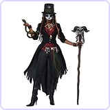 Voodoo Magic Women's Costume, Adult L
