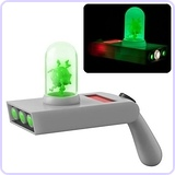 Rick and Morty Portal Gun Light-Up Prop Replica with Sound and Keychain