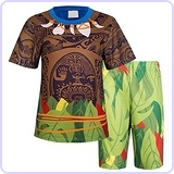 Maui Little Boy's Pajamas Sets 2 Piece