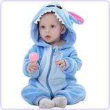 Unisex-baby Romper Animal Onesie Costume