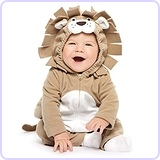 Baby Boys' Little Lion Costume
