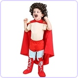Toddler Nacho Libre Costume 2T