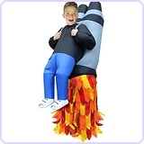 Boys Inflatable Jet Pack Costume