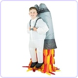 Kids Inflatable Jetpack Costume