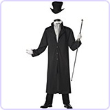 Mr. Invisible Men's Adult Costume