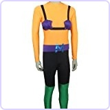 Mermaid Man Lycra Suit Costume