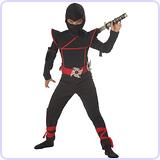 Toys Stealth Ninja Costume