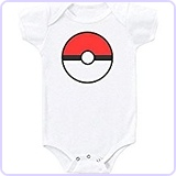 Pokemon Go Gotta Catch Em All Cute Funny Baby Onesie (3 Months)