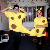 CatDog Cartoon Character Costumes