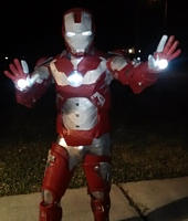 Iron Man - Comic Book Character Costumes
