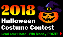 2018 Halloween Costume Contest