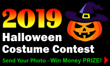 2019 Halloween Costume Contest