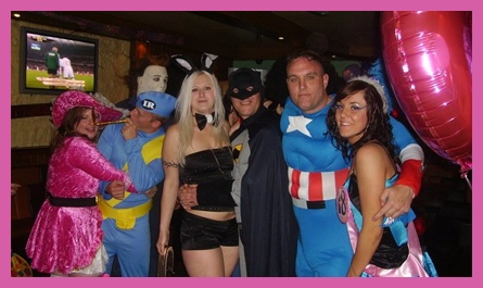 Costumed Party ideas