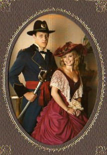 Civil War costumes photo