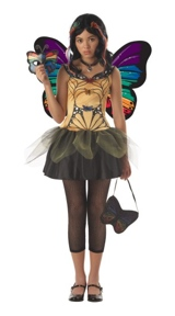 Fairy Butterfly Masquerade Costume