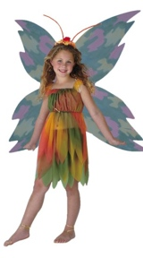 Amber, the Woodland Fairy Costume
