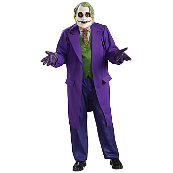 The Joker Plus Size Costume