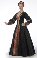 Lady Jane X-Large Costume