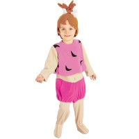 Pebbles Flinstone costume