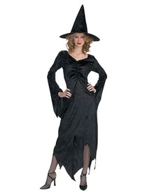 A Dramatic Witch costume