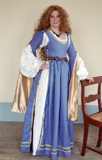 Venetian Dress  sc 1 st  Costume Works & Renaissance and Medieval Costumes for Kids and Adults