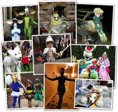 2016 Halloween costume contest winners at Costume-Works.com